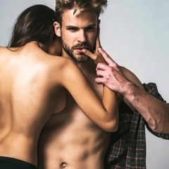 Мужчина в сексе: два типа поведения
