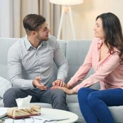 Как разговаривать с мужчиной